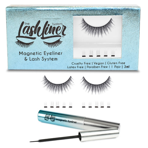 Seattle - Magnetic Eyeliner and Lash Bundle