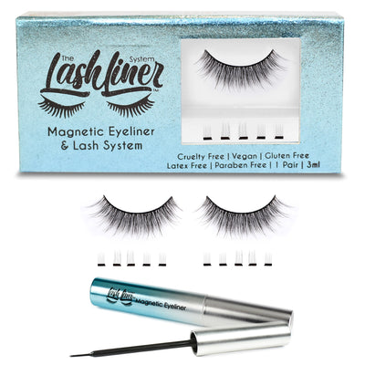 Chicago - Magnetic Eyeliner and Lash Bundle