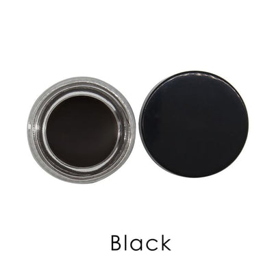 The Works: All-In-One Eye Gel Black