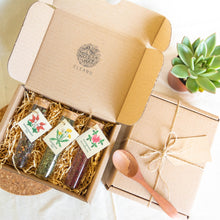 Load image into Gallery viewer, Botanical Tea Gift Set