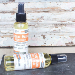 Coconut Mango Body Bliss Oil
