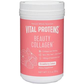 Beauty Collagen - Strawberry Lemon