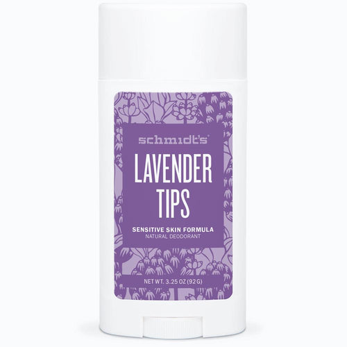 Lavender Tips Sensitive Deodorant Stick