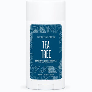 Tea Tree Sensitive Skin Deodorant Stick