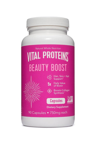 Beauty Boost Capsules