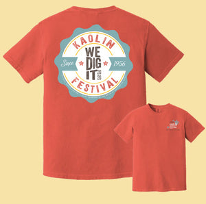 2020 Adult Short Sleeve - Comfort Colors