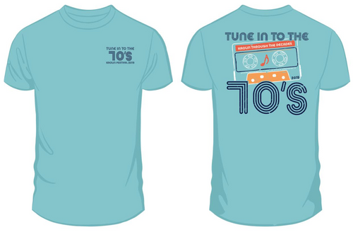 2019 Adult Short Sleeve - Comfort Colors