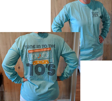 2019 Adult Long Sleeve - Comfort Colors