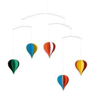 "Mobile ""Balloon"" / Flensted Mobiles"