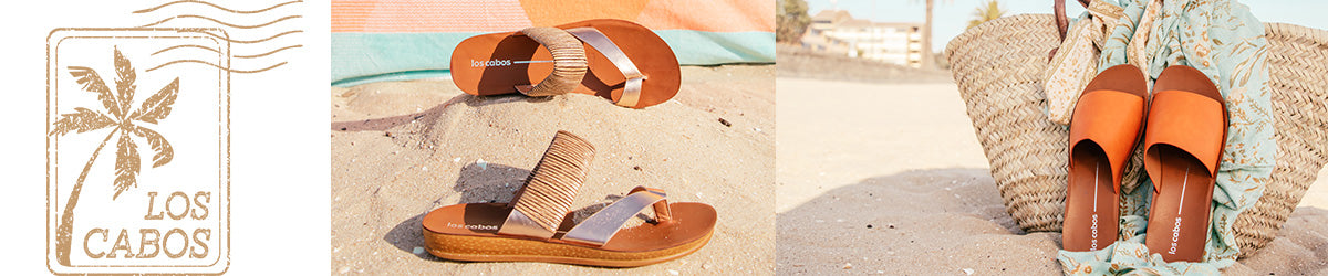 Los Cabos holiday shoes