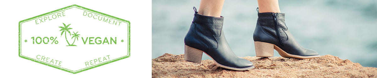 Los Cabos Shoes - Vegan boots