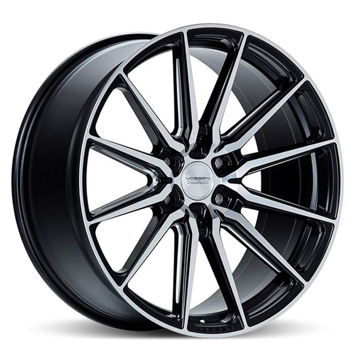 <b>Vossen</b> Hybrid Forged HF6-1 -<br> Brushed Matte Black