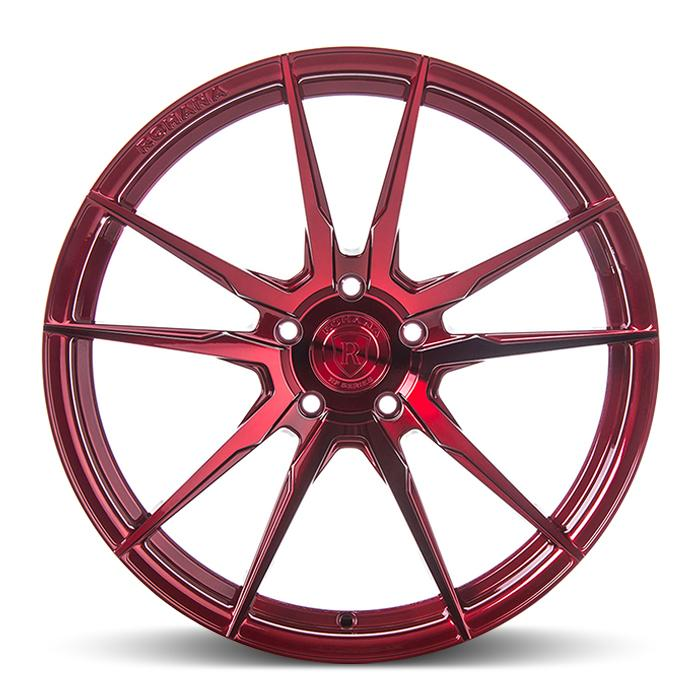 <b>Rohana</b> RF2 -<br> Gloss Red [ Rotary Forged ]