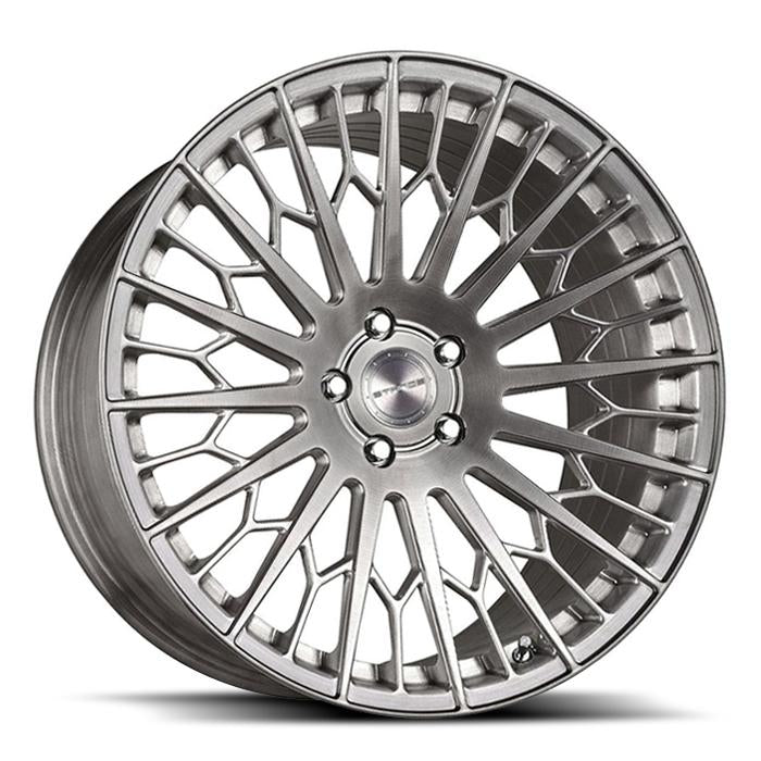 <b>Stance</b> SF02 -<br> Brushed Titanium