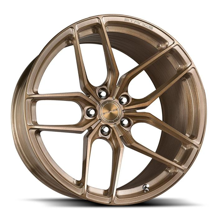 <b>Stance</b> SF03 -<br> Brushed Bronze