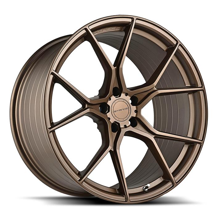 <b>Stance</b> SF07 -<br> Satin Bronze