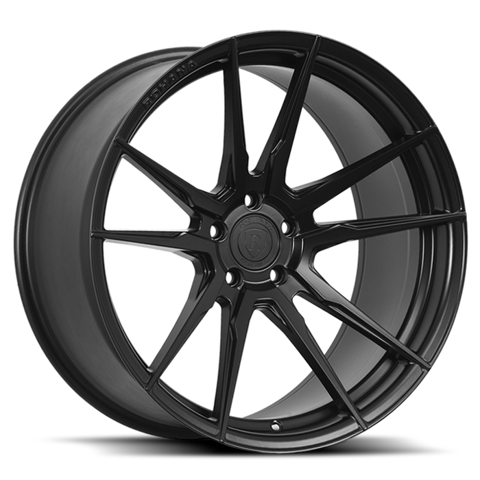 <b>Rohana</b> RF2 -<br> Matte Black [ Rotary Forged ]