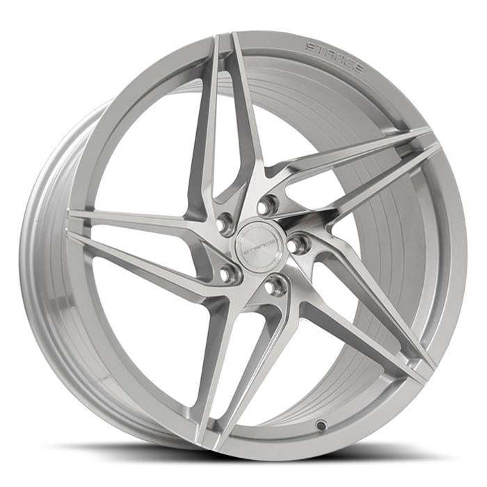 <b>Stance</b> SF04 -<br> Brushed Silver
