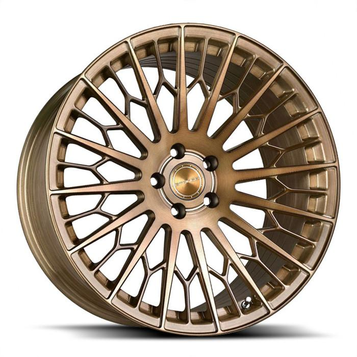<b>Stance</b> SF02 -<br> Brushed Bronze