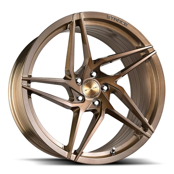 <b>Stance</b> SF04 -<br> Brushed Bronze