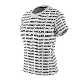 Hella Bella HELLA! Pattern All Over Print Tee