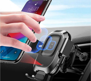 Baseus Intelligent Car Mount Wireless Charger