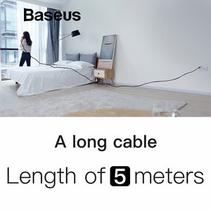 Baseus USB-C Charger (16.4FT | 5M)