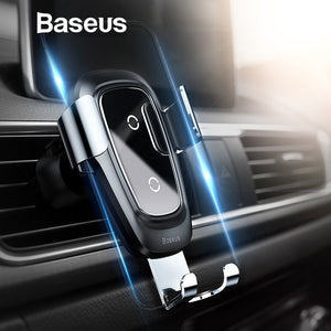 Baseus Vent Car Mount Wireless Charger