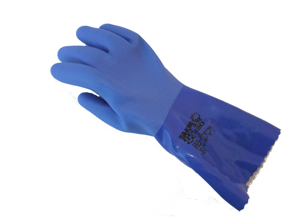 URSUIT - Gloves 5-finger PVC, summer M