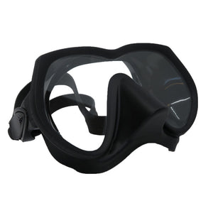 REEL DIVING - SHARK Hammerhead frameless mask