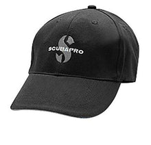 Load image into Gallery viewer, SCUBAPRO - Basecap - SCUBAPRO, black
