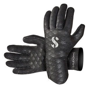 SCUBAPRO - D-FLEX GLOVES 2.0 BLK