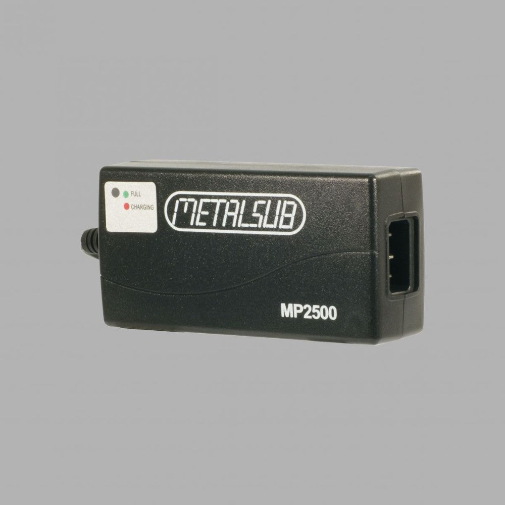 METALSUB - Metalsub MP2500 Quick Charger For all Battery Tanks