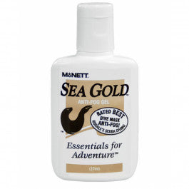 MCNETT - SEA GOLD, new concentrated NO-Fog and cleaning gel