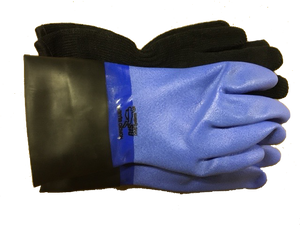 OMS- OMS dry gloves with latex long sleeve seal and lose inner-lining