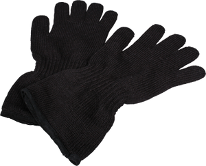 OMS - Acrylic inner-lining for dry gloves, black