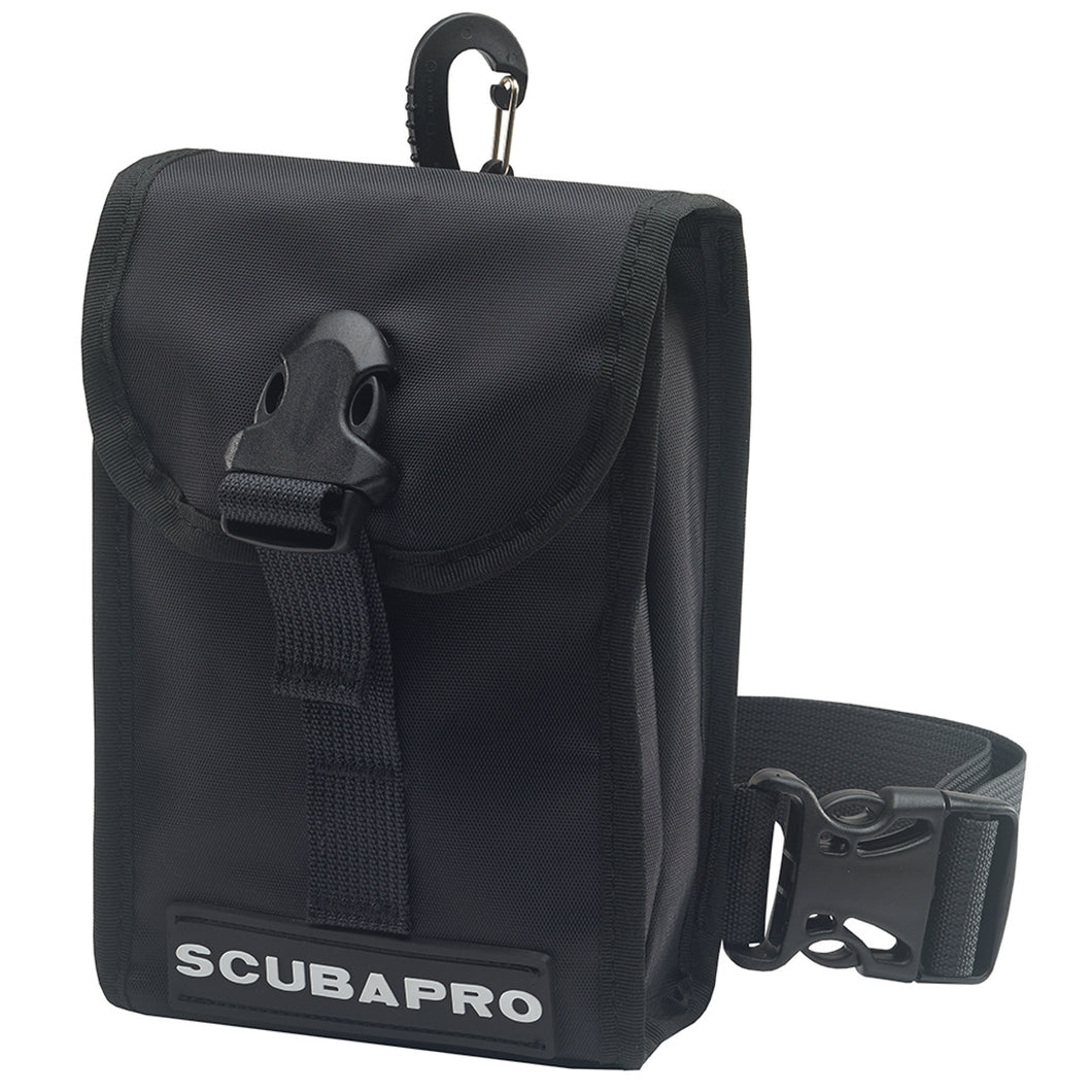 SCUBAPRO HYDROS PRO CARGO THIGH POCKET BLACK
