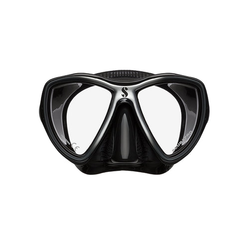 SCUBAPRO SYNERGY MINI DIVE MASK BLACK/SILVER