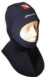 BEAVER Pirate 5/7mm Semi Dry Long Yoke Hood Medium