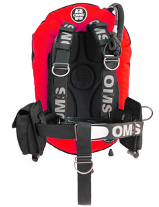 OMS - AL, GREY / BLACK, RED Smart Stream Signature PF Mono 32 lb (~14.5 kg)