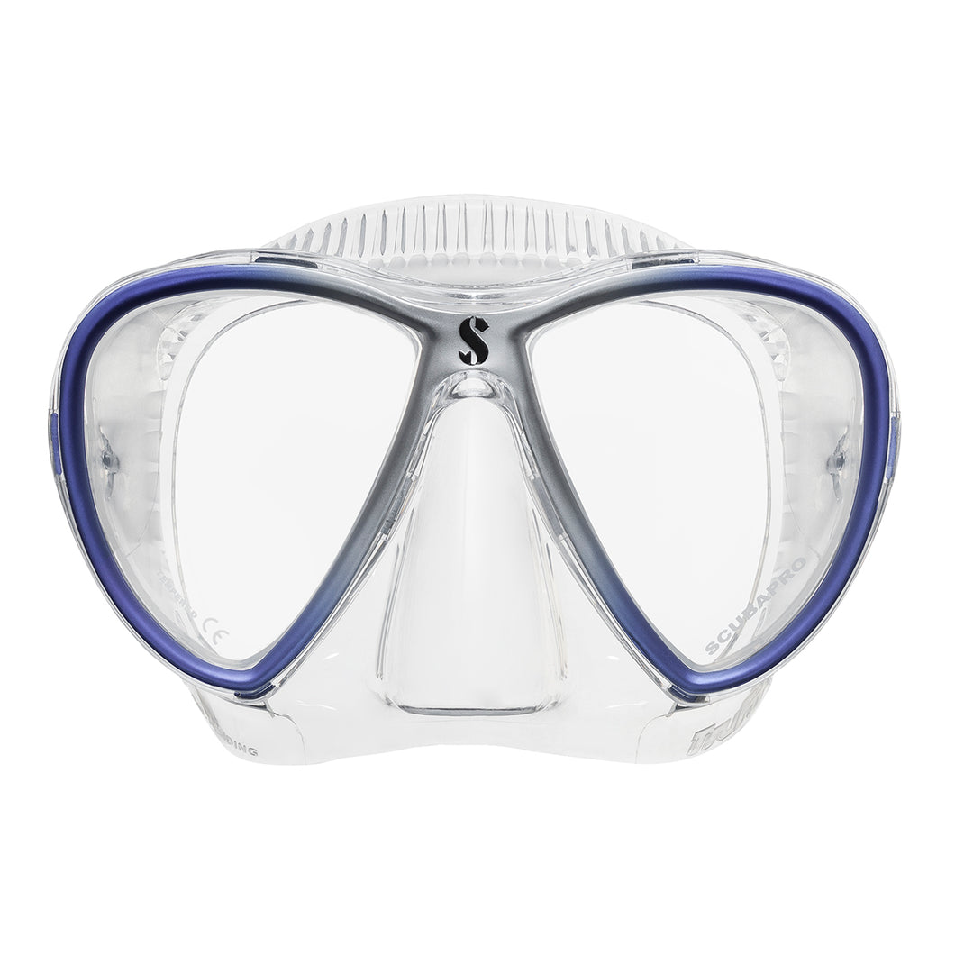 SCUBAPRO SYNERGY TWIN DIVE MASK BLUE
