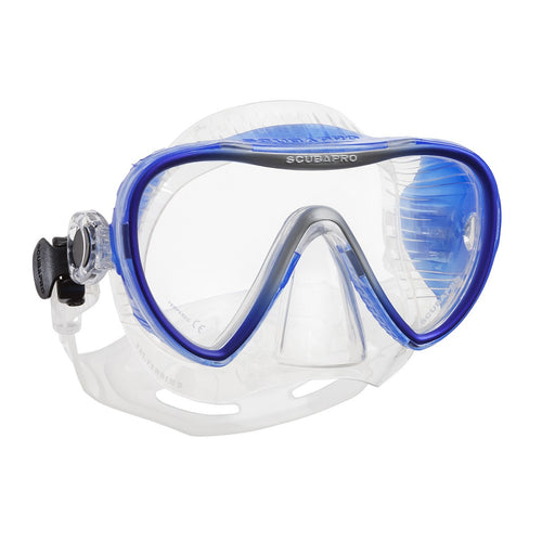 SCUBAPRO SYNERGY2 DIVE MASK BLUE