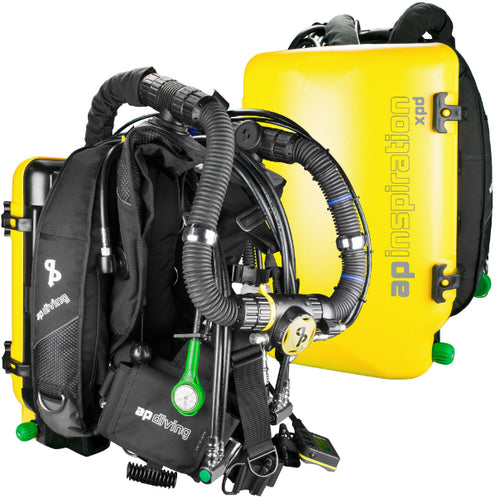 AP DIVING INSPIRATION XPD CLOSED-CIRCUIT REBREATHER