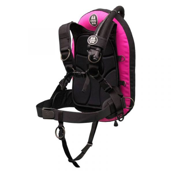 OMS - IQ Lite Backpack System M/L,  PF Mono 27 lb (~12.5 kg)