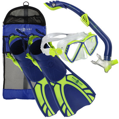 AQUALUNG - Piptulu snorkeling set  KID
