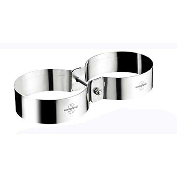 SCUBAPRO Twin Tank Bands SS 204 mm