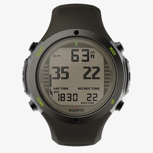 SUUNTO-  D6i Novo Stealth With USB