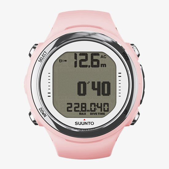 SUUNTO - D4i NOVO Sakura With USB