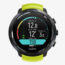 Load image into Gallery viewer, SUUNTO - D5 Black Lime with USB