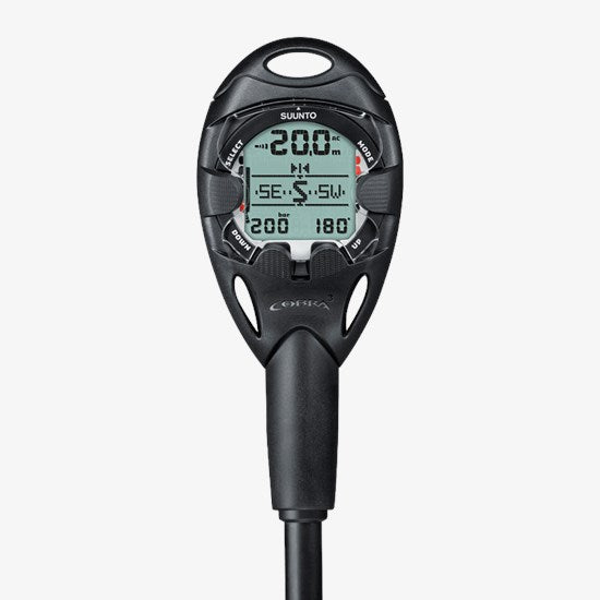 SUUNTO - Cobra3 black